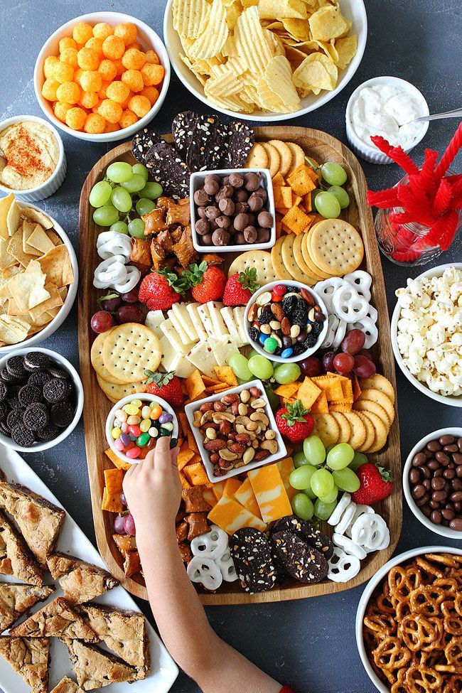 Healthy Salty Snacks  The 25 best Party snacks for adults appetizers ideas on