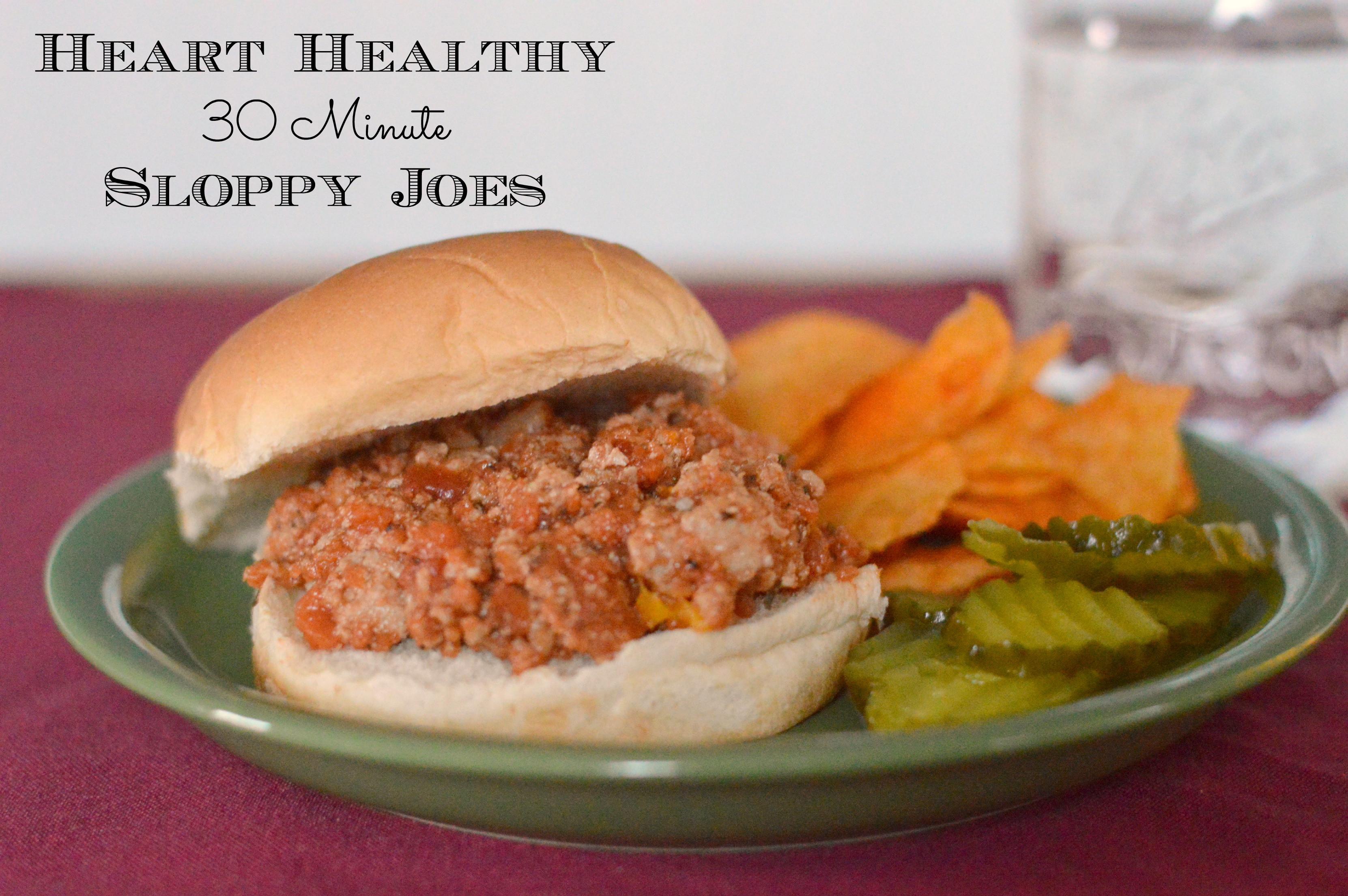 Healthy Sloppy Joes  5 Healthier for You Sloppy Joe Recipes SoFabFood