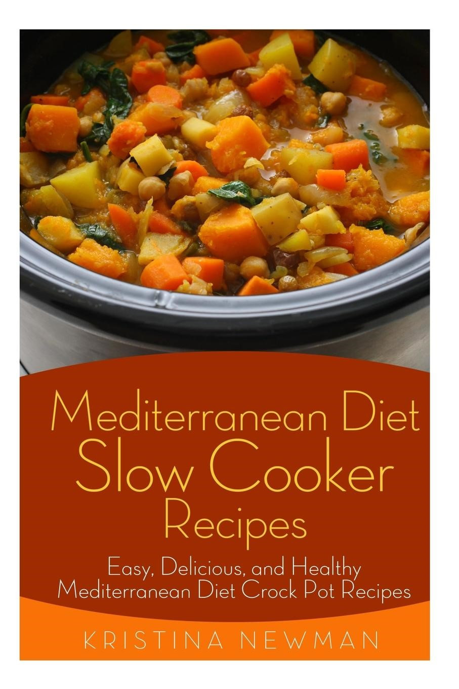 Healthy Slow Cooker Recipes For Weight Loss  Mediterranean Diet Slow Cooker Recipes Easy Delicious