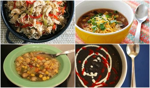 Healthy Slow Cooker Recipes For Weight Loss  12 Healthy Latin slow cooker recipes for weight loss
