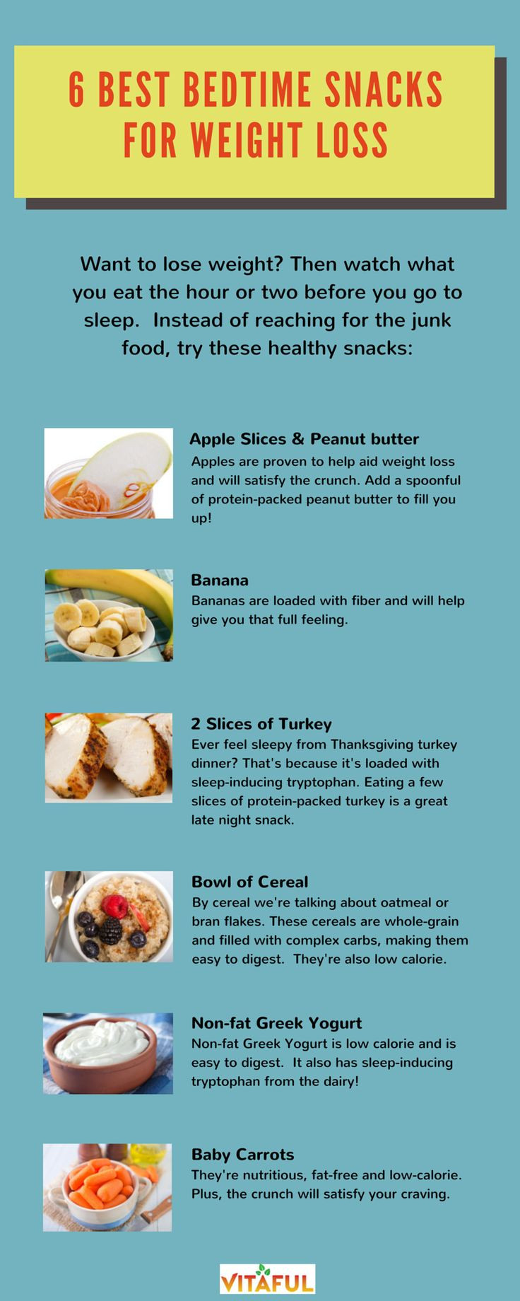 Healthy Snacks Before Bed  47 best images about Healthy Snacks & Desserts on Pinterest