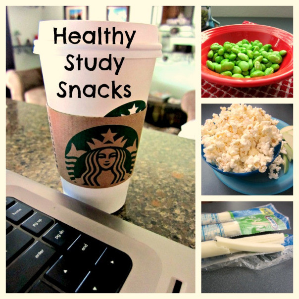 Healthy Snacks For College Students  College Girl's Meal Plan