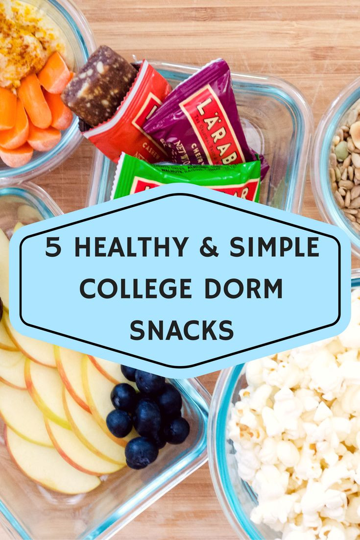 Healthy Snacks For College  17 Best ideas about College Snacks on Pinterest