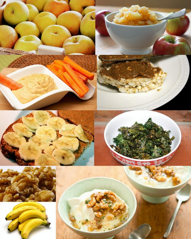 Healthy Snacks For College  20 Healthy Snacks for Kids College Students Home or