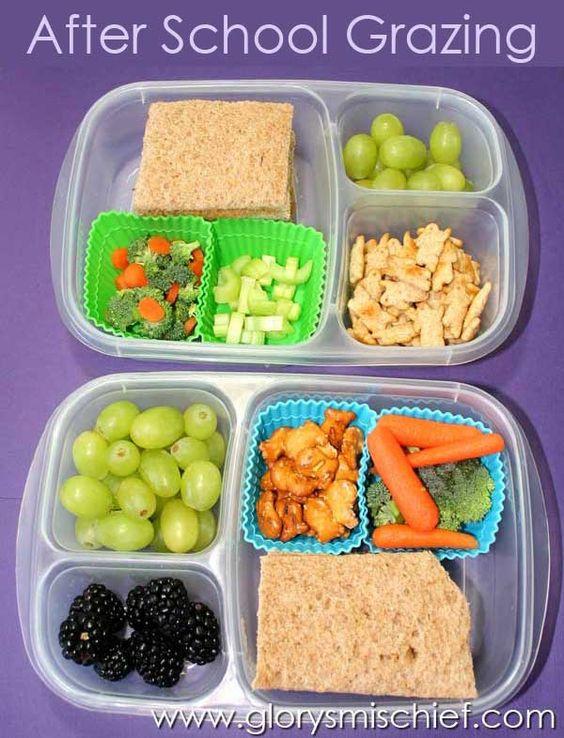 Healthy Snacks For Kids To Take To School  After School Kids Snacks Kids love not having their food