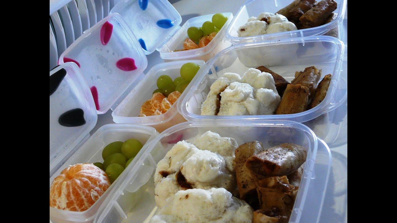 Healthy Snacks For Kids To Take To School  healthy snacks for school
