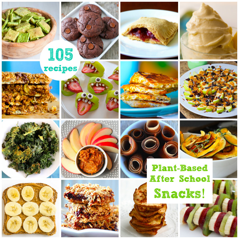 Healthy Snacks For Kids To Take To School  Endless Summer Vitamix Giveaway