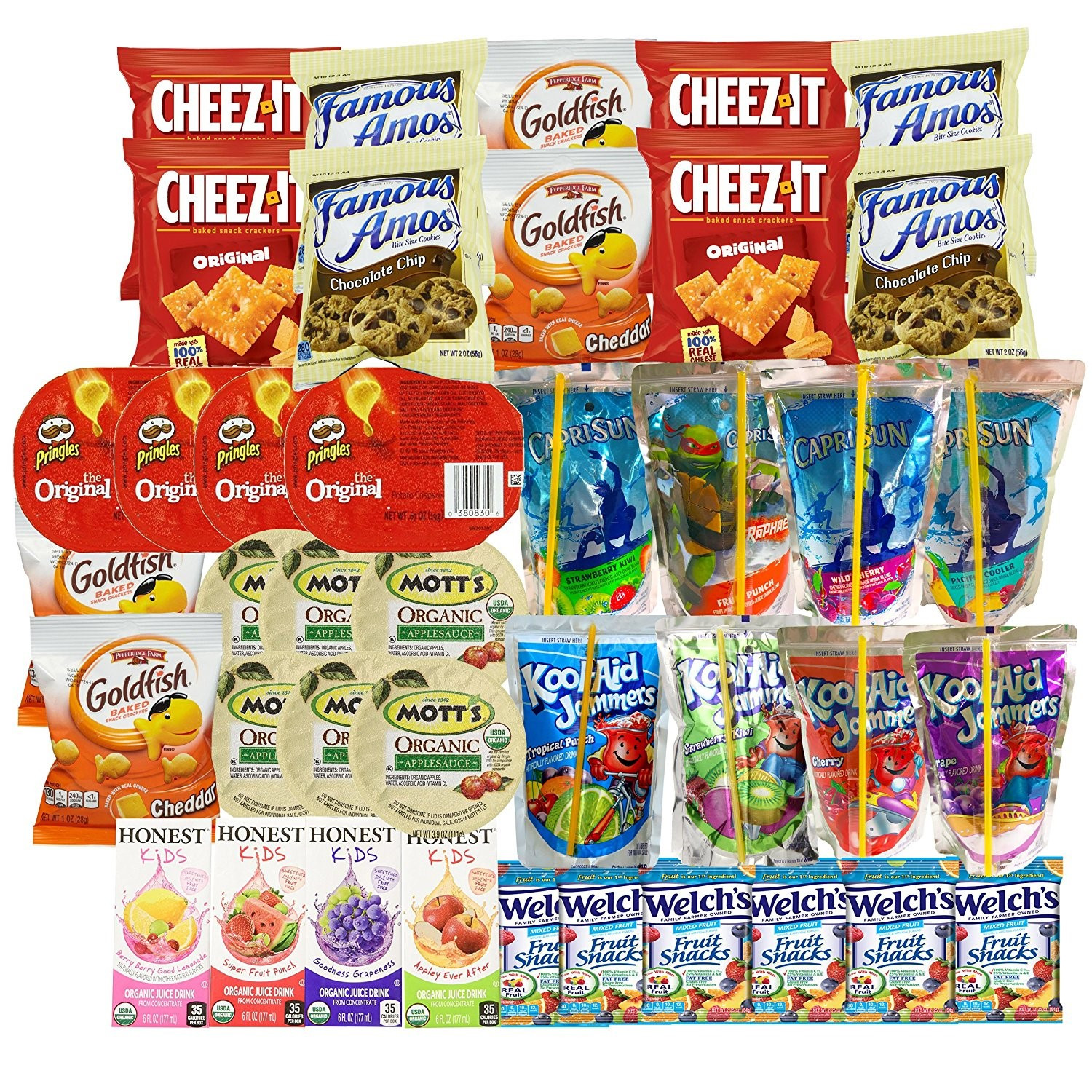 Healthy Snacks For Kids To Take To School  Healthy Snacks and Junk Food for Kids after School or for