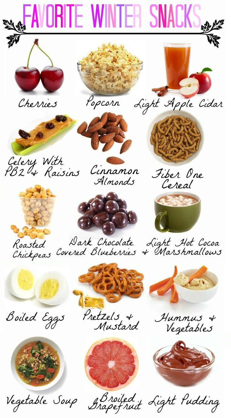 Healthy Snacks For Losing Weight  My favorite healthy winter snacks My Blog
