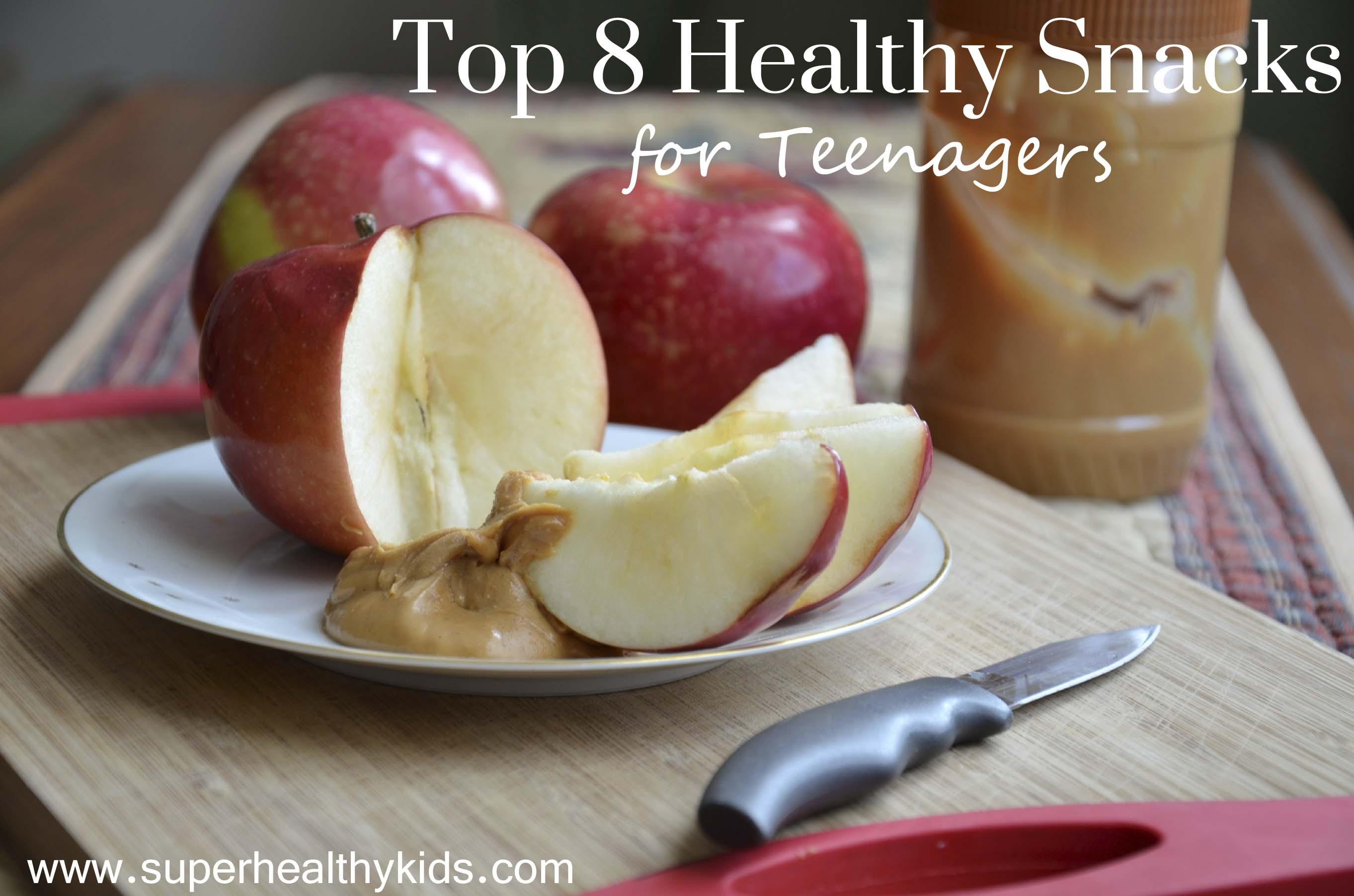 Healthy Snacks For Teens  Top 8 Healthy Snacks for Teenagers