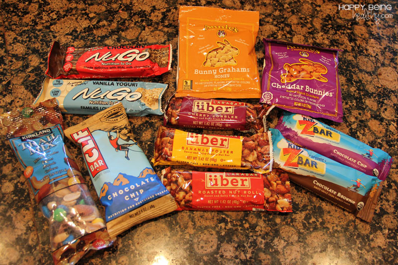 Healthy Snacks To Buy  Healthy Snacks for Kids for Work for School for Weight