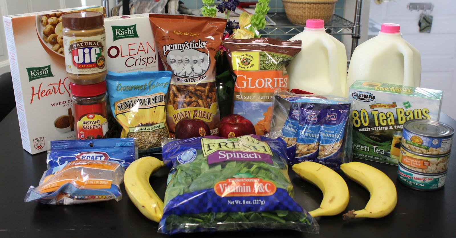 Healthy Snacks To Buy At Walmart  Frugal Fitness Survive 35 $35 Week s Food Bud