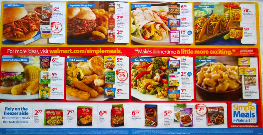 Healthy Snacks To Buy At Walmart  Pie Hole Blogger Walmart Pledges Healthy Plates Serves