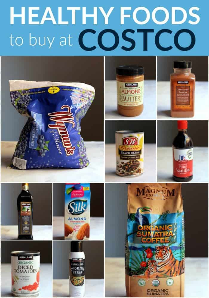 Healthy Snacks To Buy  Healthy Foods to Buy at Costco