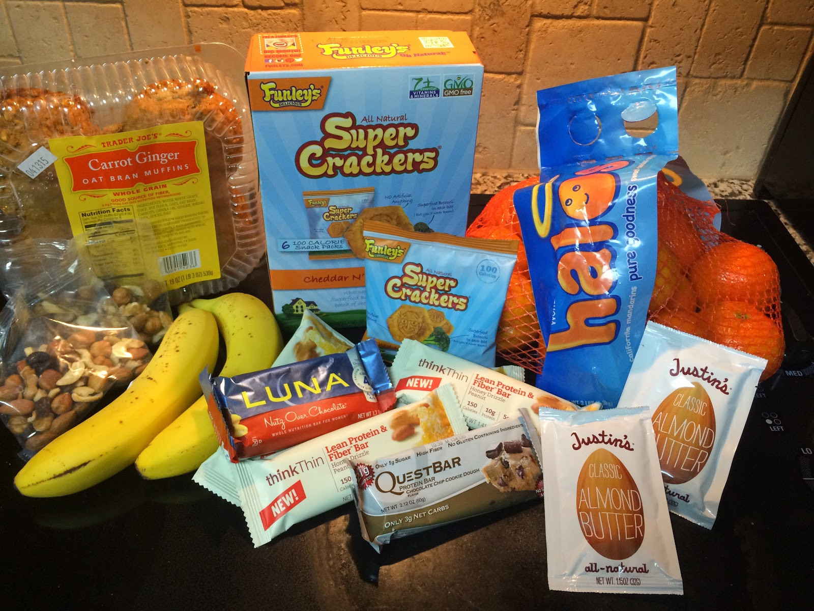 Healthy Snacks You Can Buy  e Fit College Girl