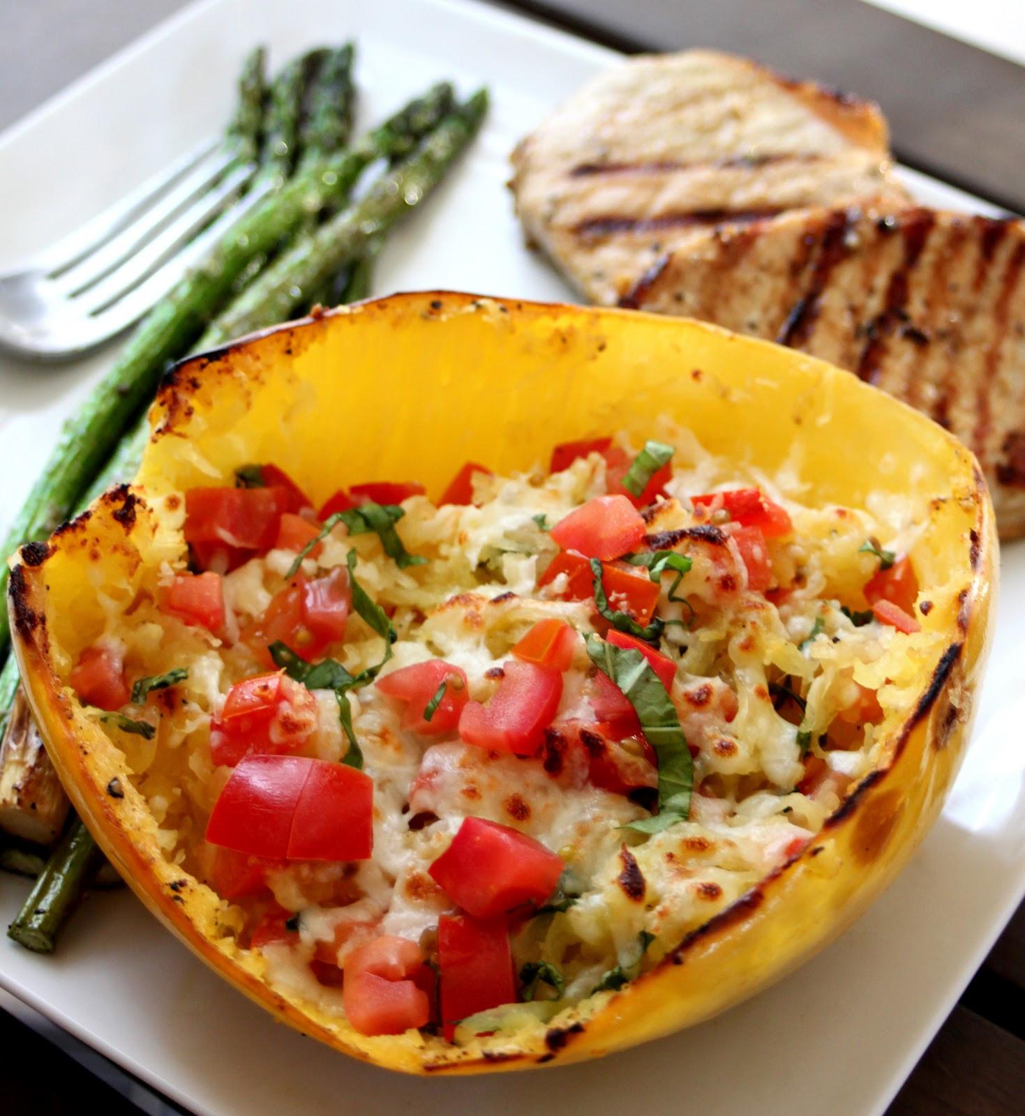 Healthy Spaghetti Squash Recipes  Phoenix Family Foo Blog Gluten Free Goodness Baked