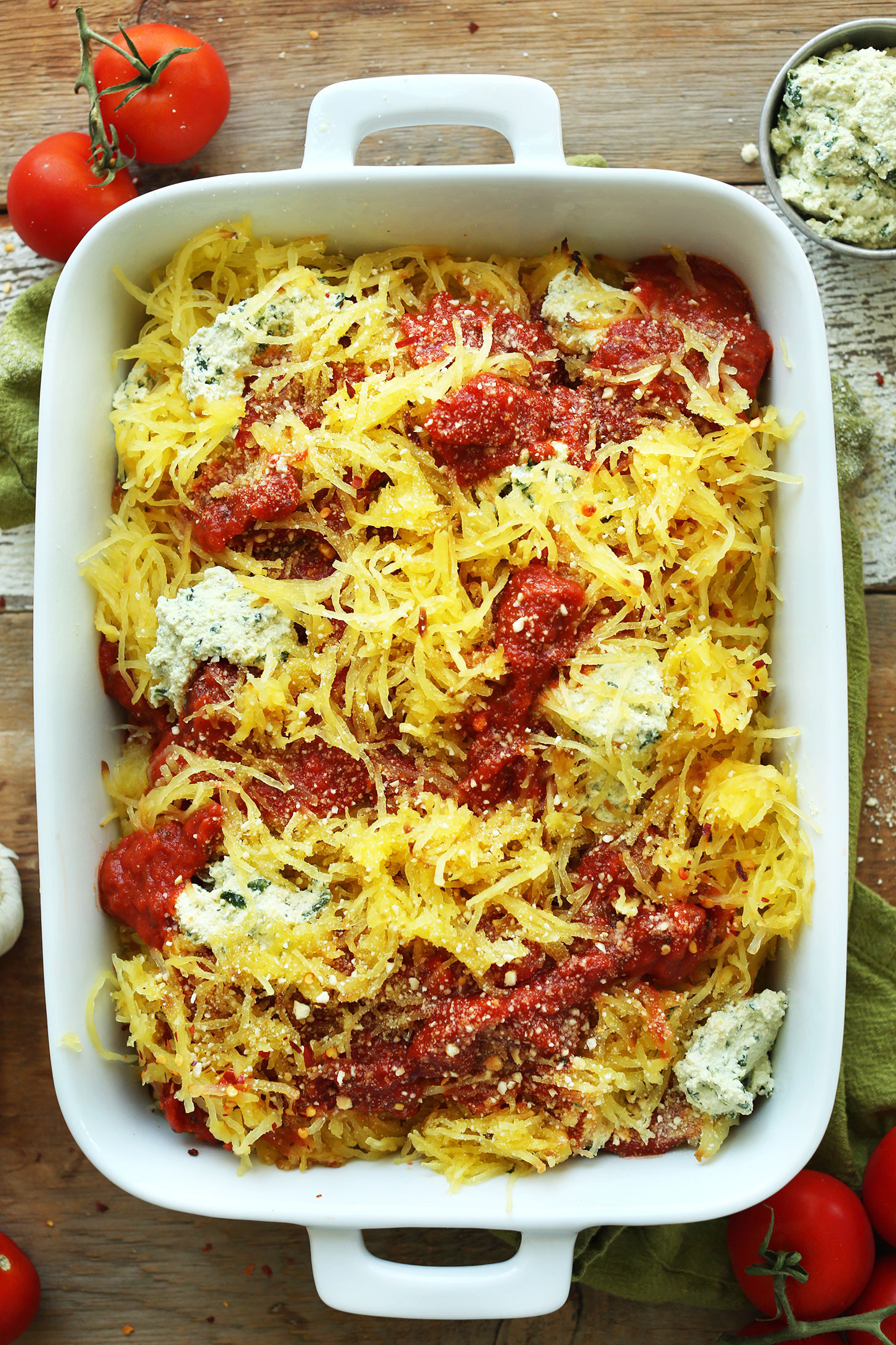 Healthy Spaghetti Squash Recipes  Spaghetti Squash Lasagna