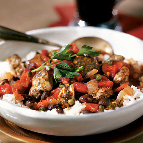 Healthy Stew Recipes  healthy chicken stew