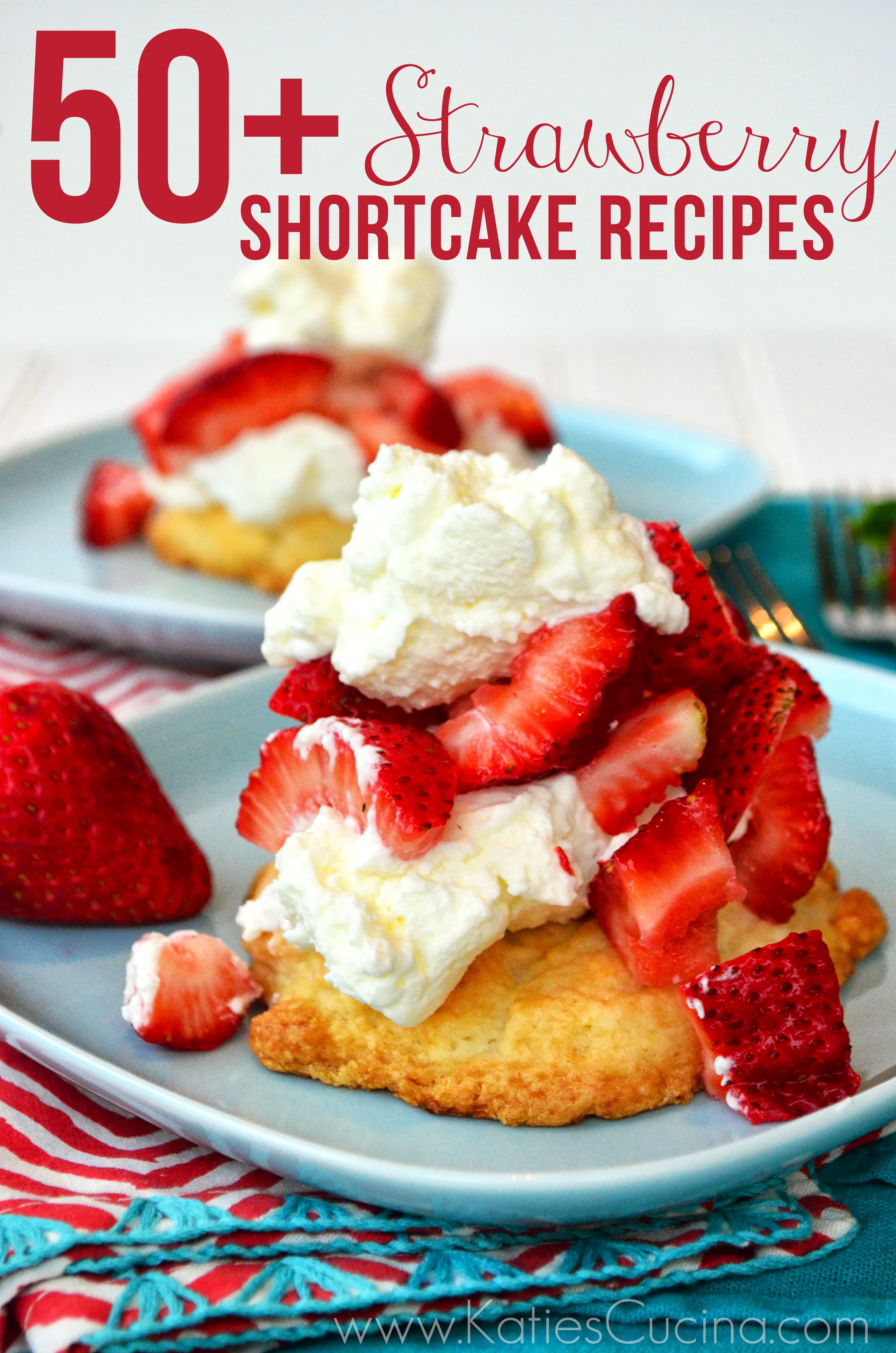 Healthy Strawberry Shortcake  strawberry shortcake healthy recipe
