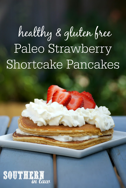 Healthy Strawberry Shortcake  Southern In Law Recipe Healthy Paleo Strawberry