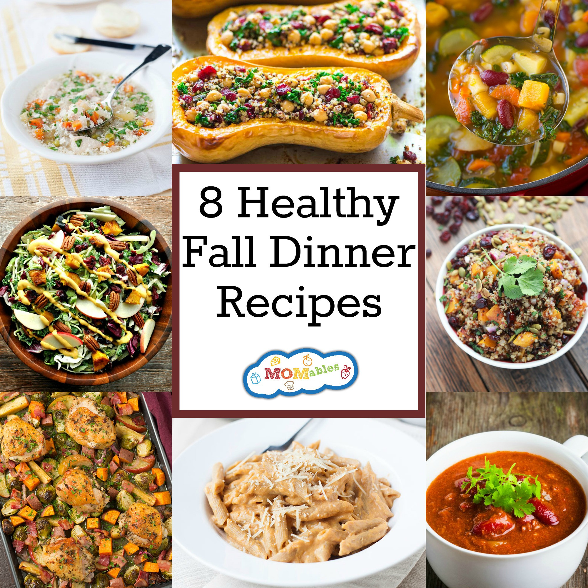 Healthy Sunday Dinner Ideas  8 Healthy Fall Dinner Recipes MOMables Good Food