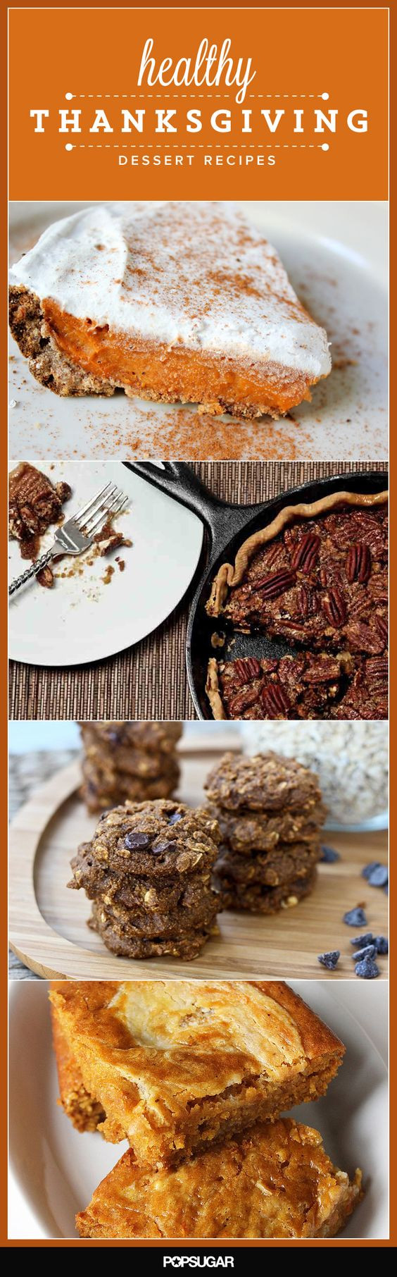 Healthy Thanksgiving Desserts  20 Healthy Desserts For Your Thanksgiving Feast