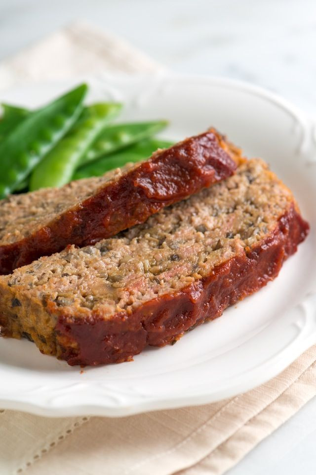 Healthy Turkey Meatloaf  turkey meatloaf clean simple and delicious Lauren Kay Sims