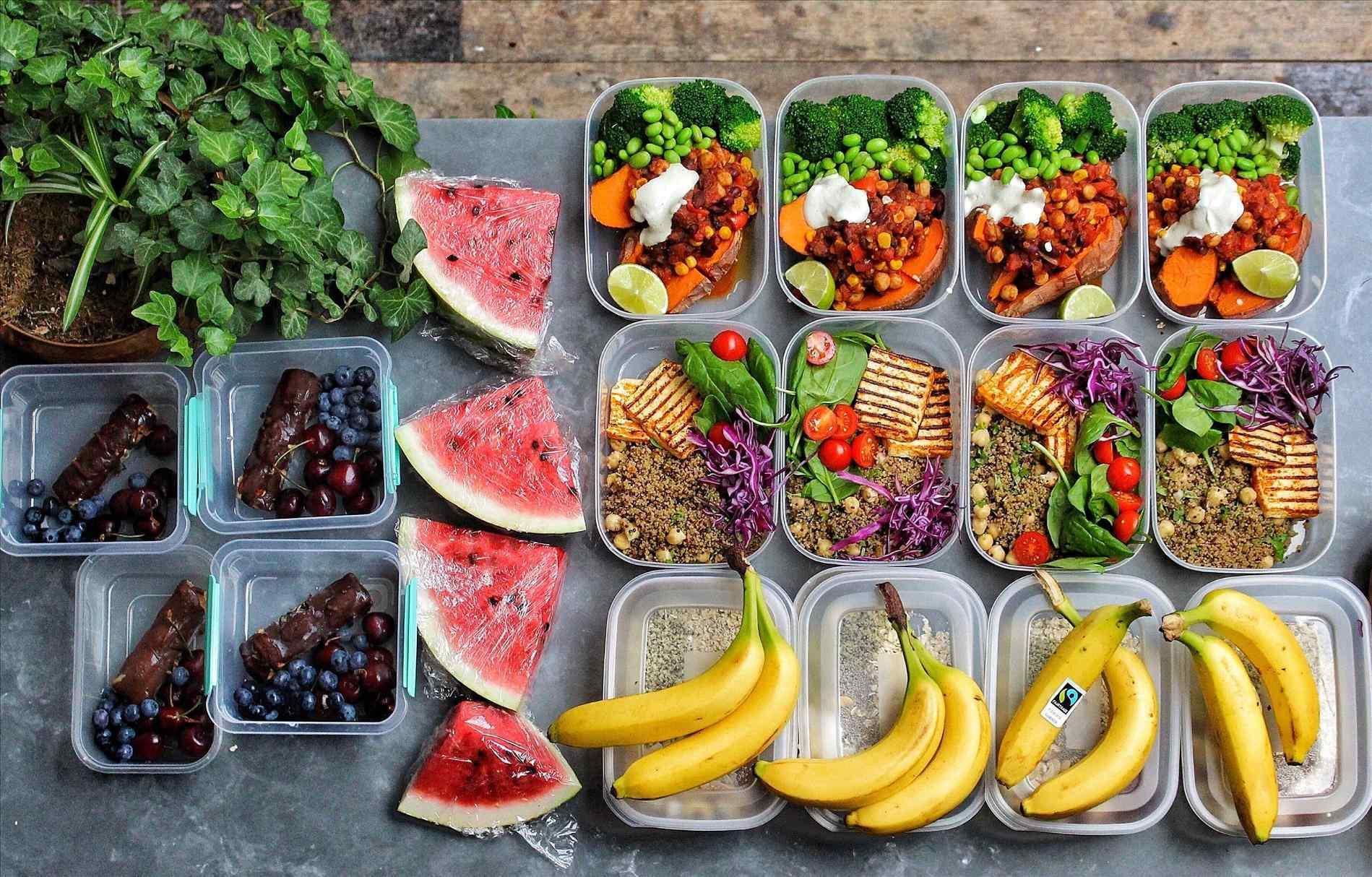 Healthy Vegan Breakfast For Weight Loss  Breakfast lunch rhyoutube what vegan weight loss meals