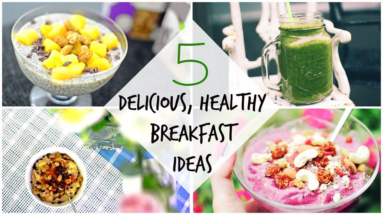 Healthy Vegan Breakfast For Weight Loss  5 Delicious Healthy Vegan Breakfast Recipes