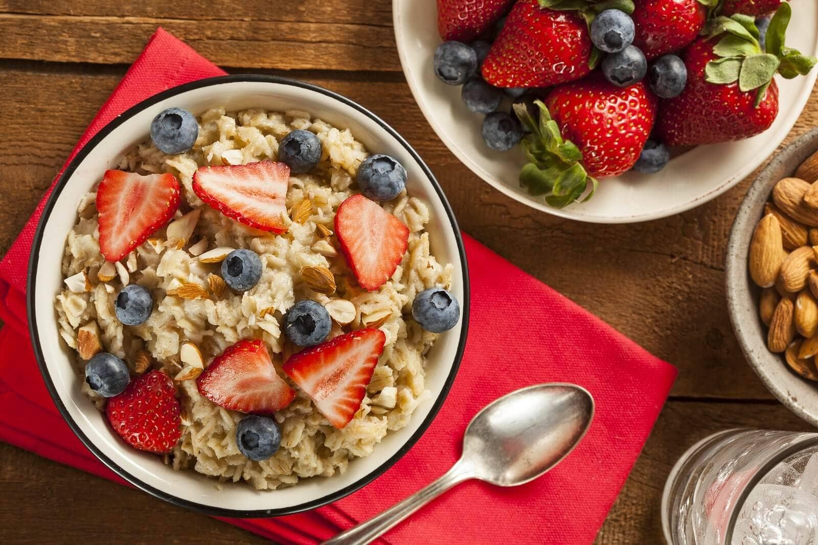 Healthy Vegetarian Breakfast Recipes  3 Healthy Ve arian Breakfast Ideas