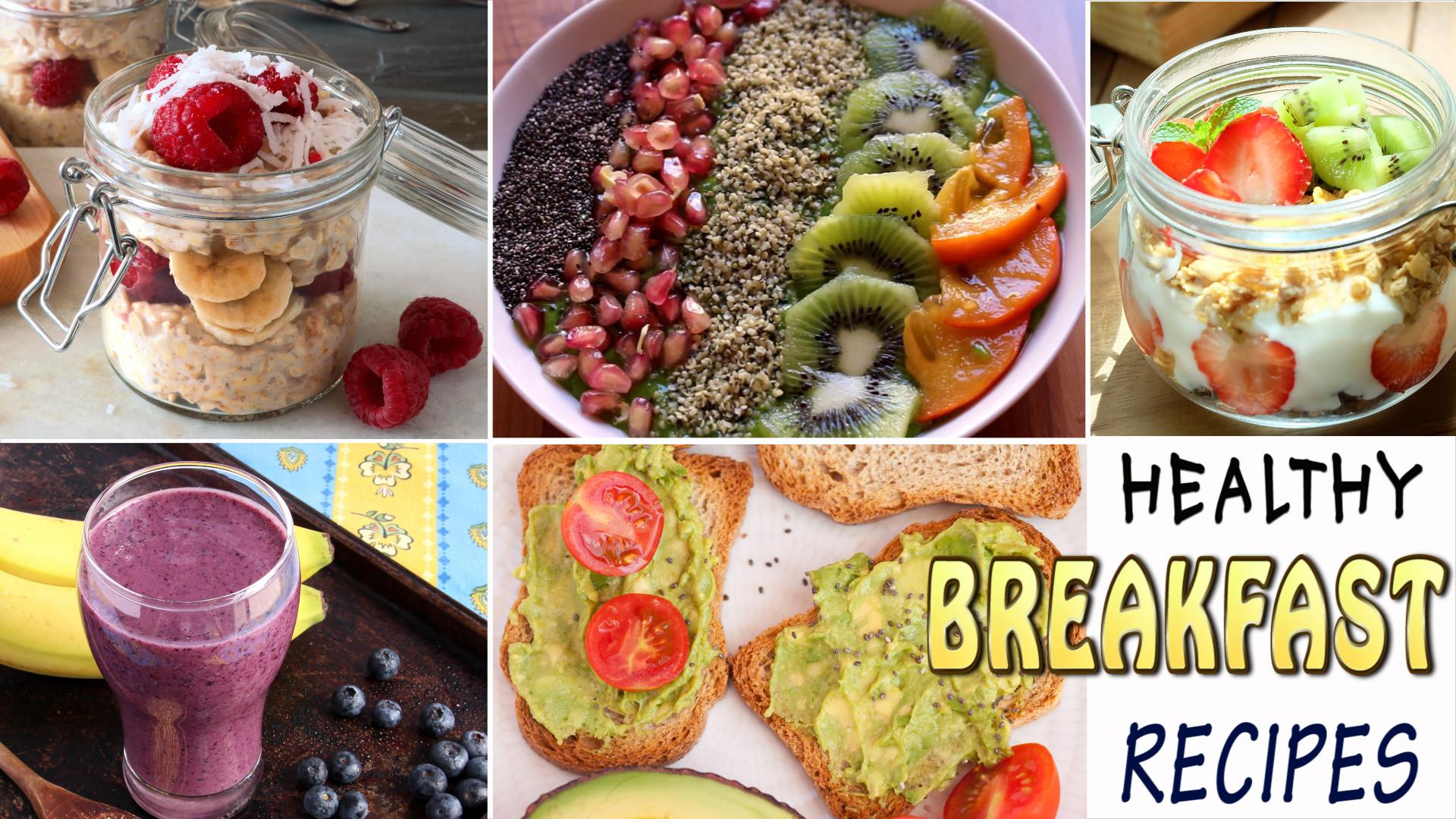 Healthy Vegetarian Breakfast Recipes  My 8 Favorite Healthy Vegan Breakfast Recipes