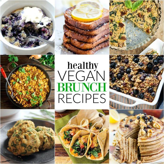Healthy Vegetarian Breakfast Recipes  Healthy Vegan Brunch Recipes Hummusapien