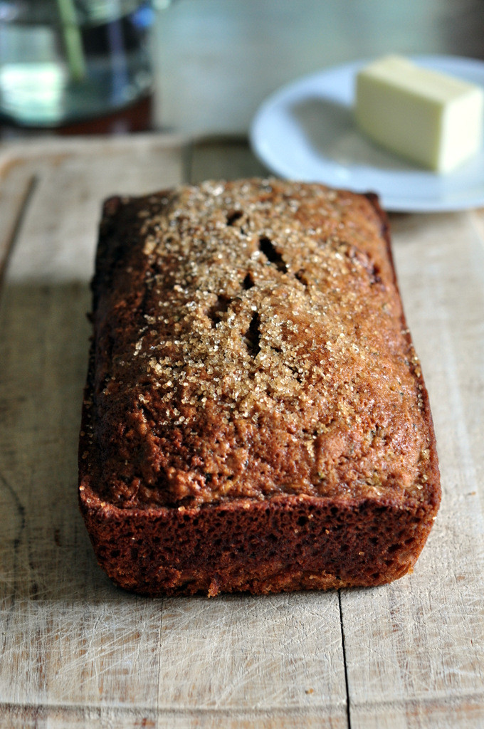 Healthy Zucchini Bread Recipe  Healthy Zucchini Bread Recipe