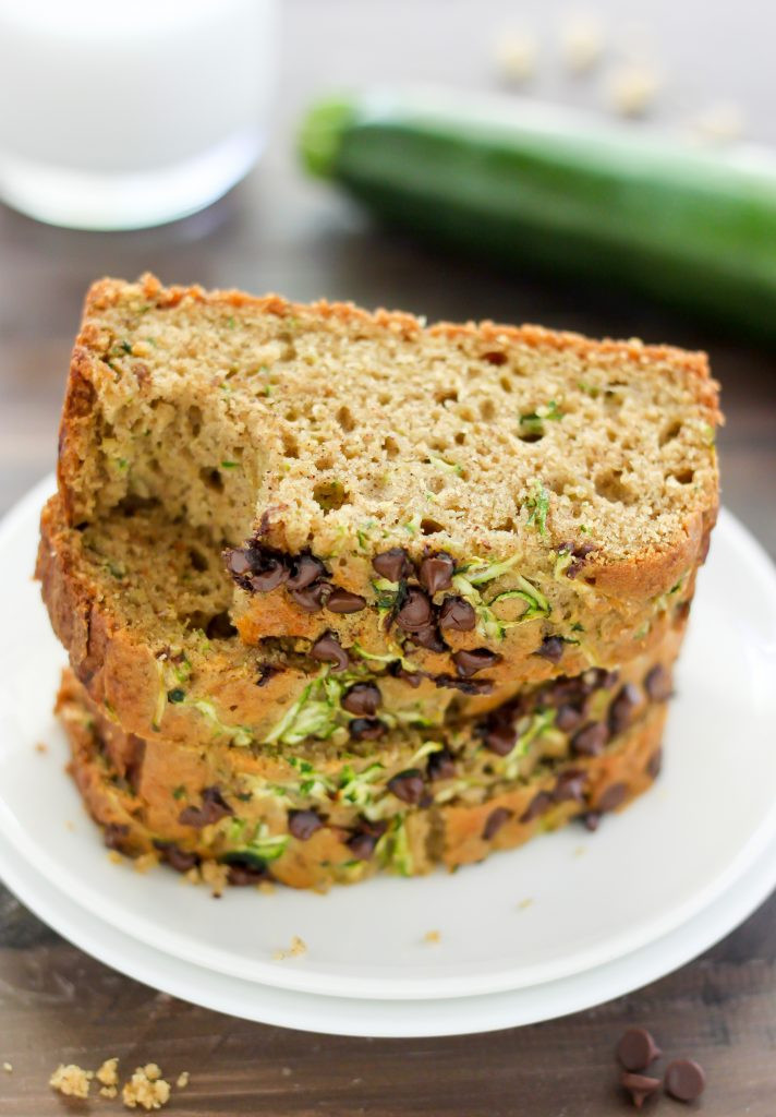 Healthy Zucchini Bread Recipe  Healthy Zucchini Bread Baker by Nature