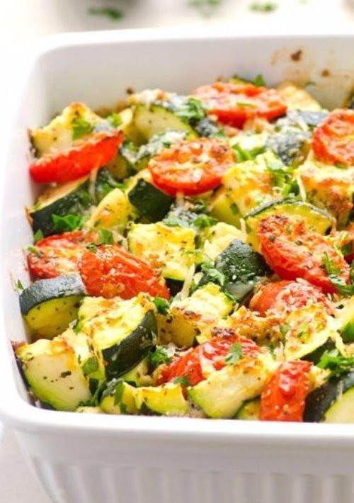 Healthy Zucchini Casserole  Low Calorie Casseroles That Let You Stick to Your Diet …
