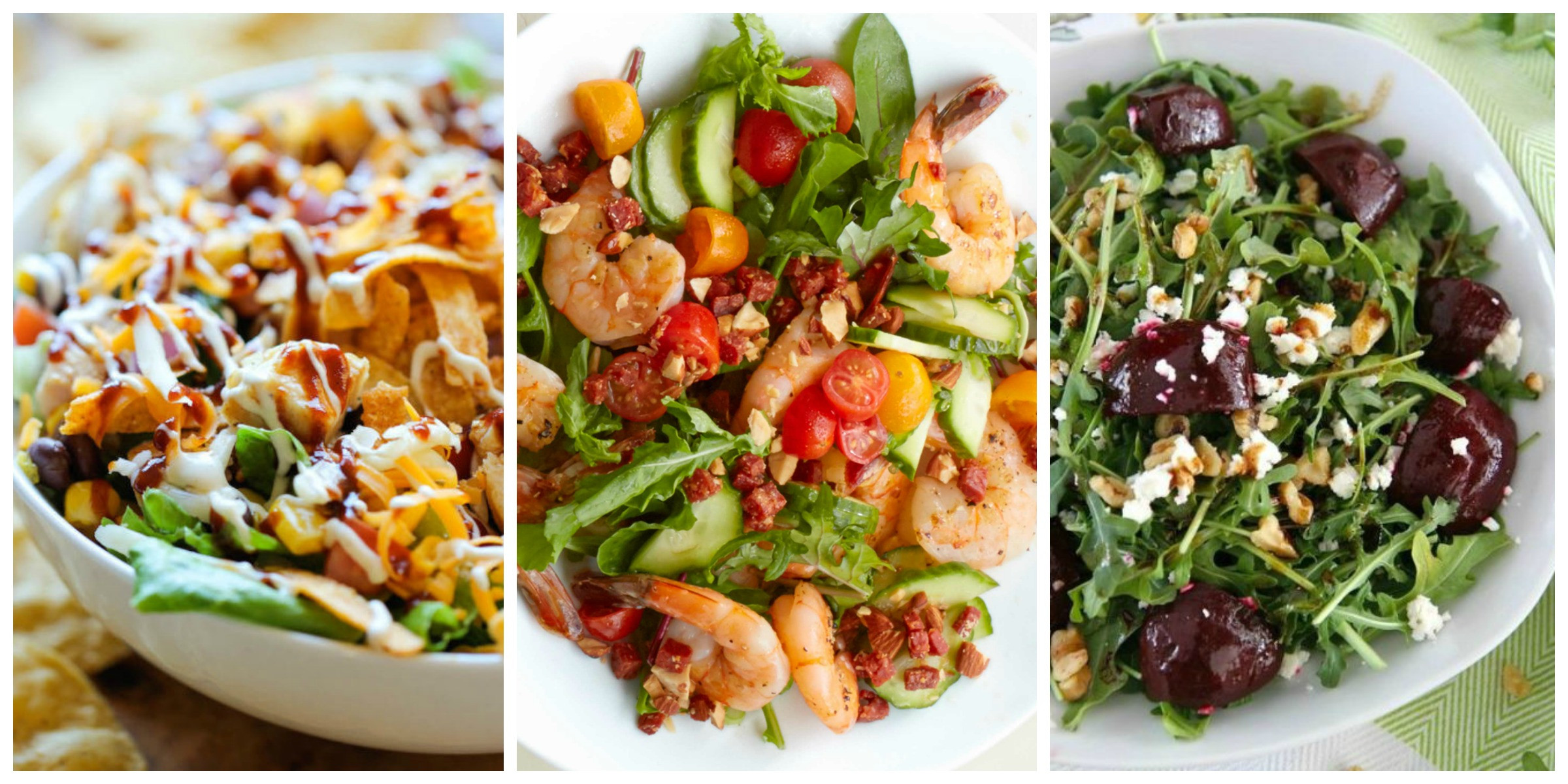 Hearty Dinner Ideas  22 Best Salads for Dinner Easy Recipes for Hearty Salads