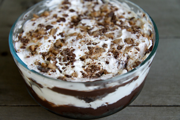 Heath Bar Dessert  Perfect Summer Desserts for a Shower or Potluck