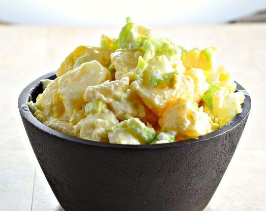 Hellmans Potato Salad  Potato salad Simple potato salad and the Originals on
