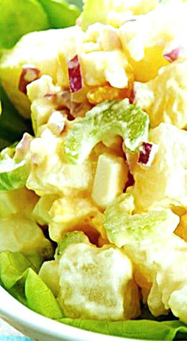 Hellmans Potato Salad  Original Potato Salad Original Bistro Potato Salad