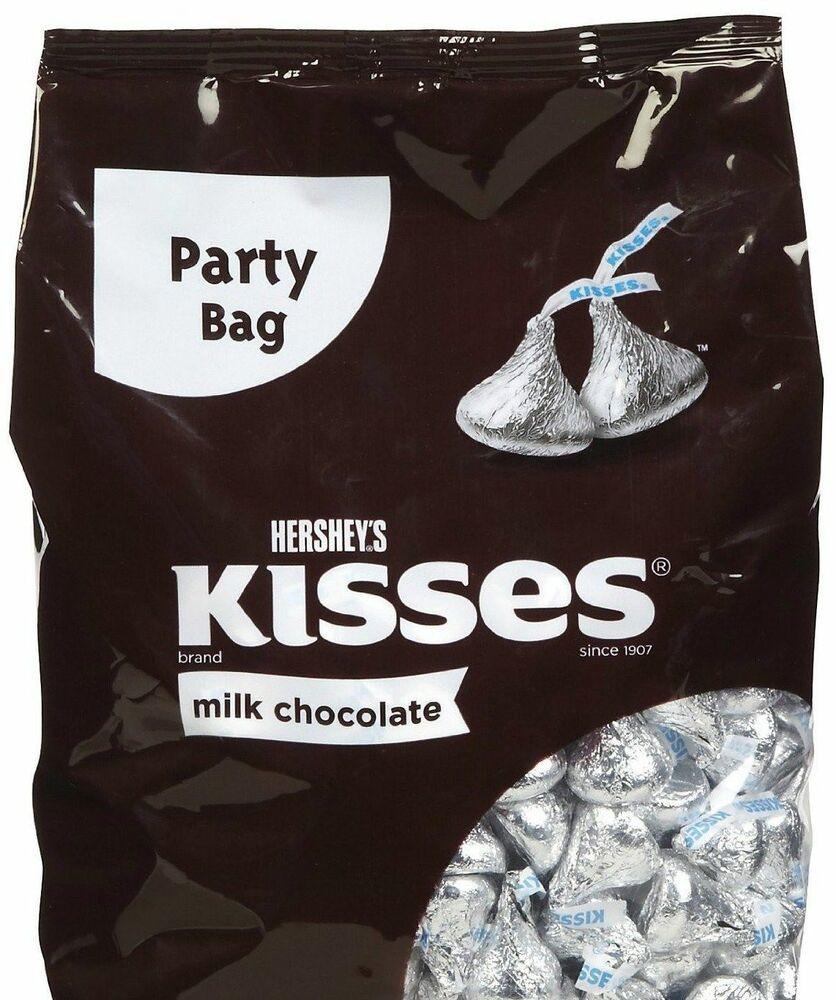 Hershey'S Chocolate Cake  Hershey s Kisses Milk Chocolate Party Bag 2 lbs 8 oz