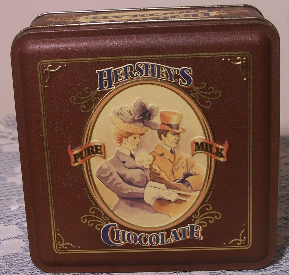 Hershey'S Chocolate Cake  Hershey s Tin Vintage Edition 4 1995