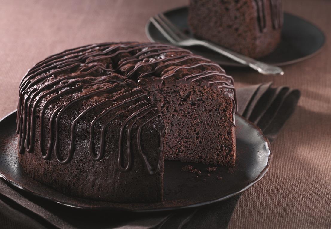 Hershey'S Perfectly Chocolate Cake  Perfectly Dark Chocolate Cake Recipe
