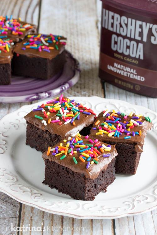 """Hershey'S Perfectly Chocolate Cake  Gluten Free HERSHEY'S """"Perfectly Chocolate"""" Chocolate Cake"""