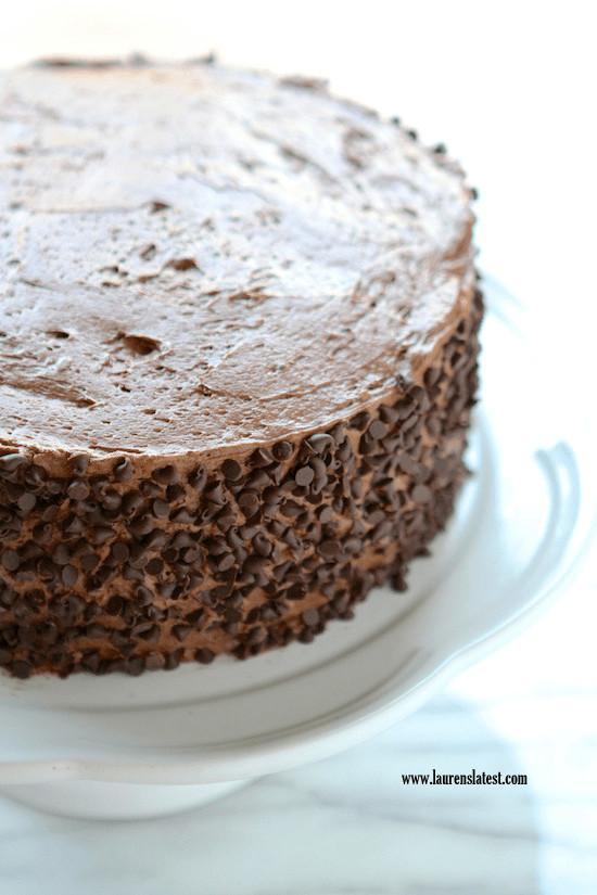 Hershey'S Perfectly Chocolate Cake  Perfect Chocolate Cake