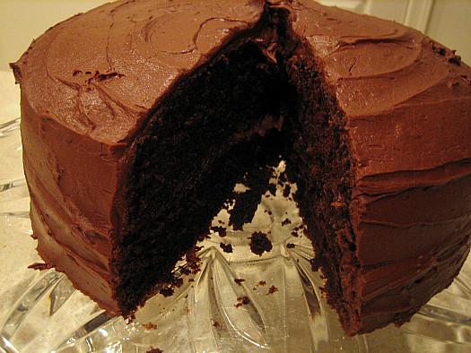 Hershey'S Perfectly Chocolate Cake  Wawa Yummy Cakes