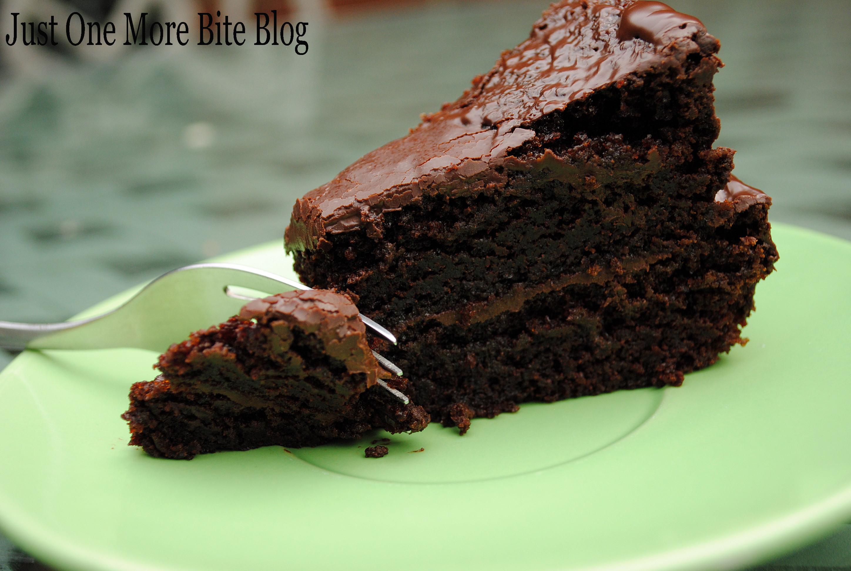 """Hershey'S Perfectly Chocolate Cake  Hershey's """"Perfectly Chocolate"""" Cake – Just e More Bite"""