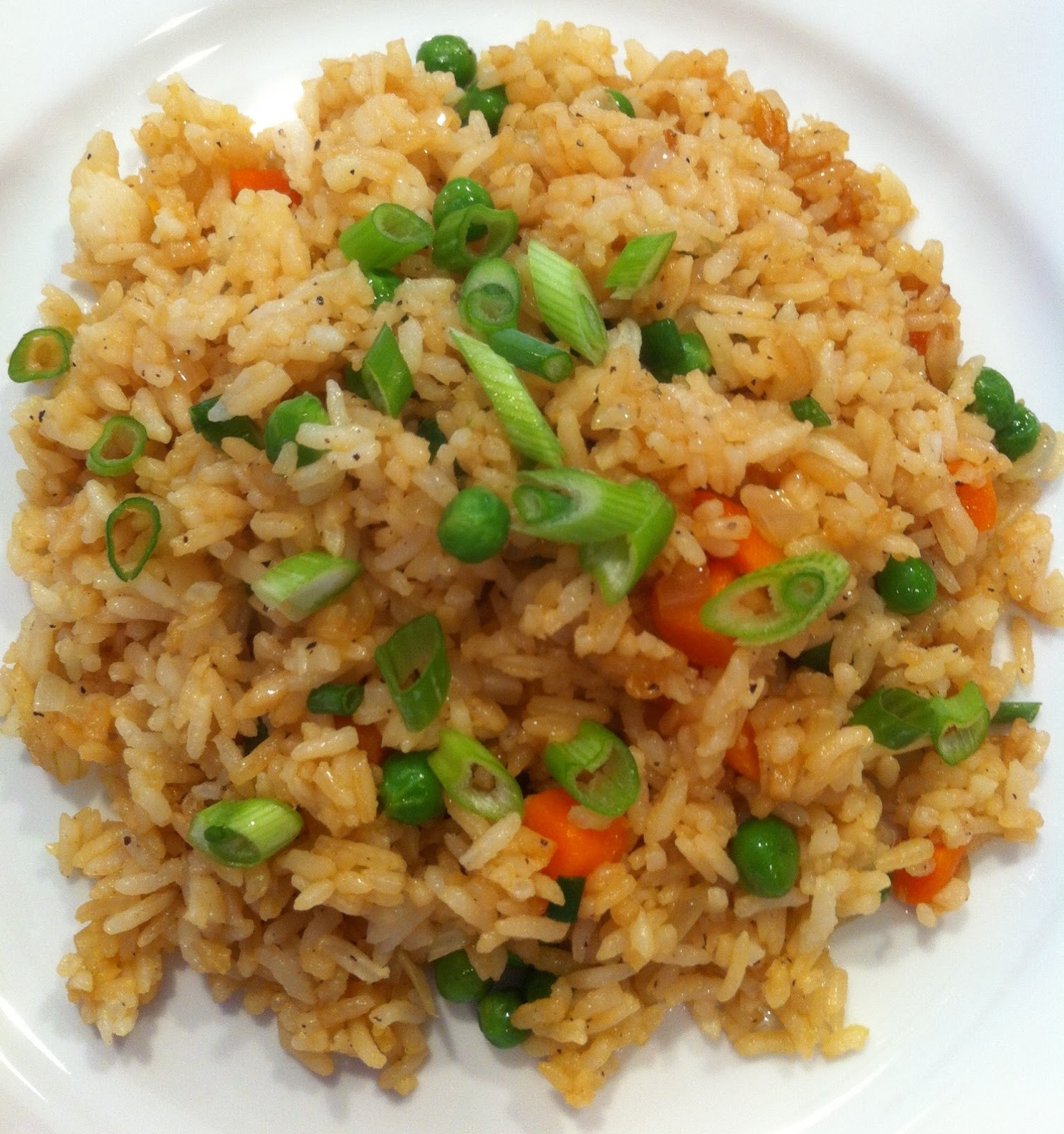 Hibachi Fried Rice  Richly Blessed Hibachi Style Fried Rice 15 Minute Meal