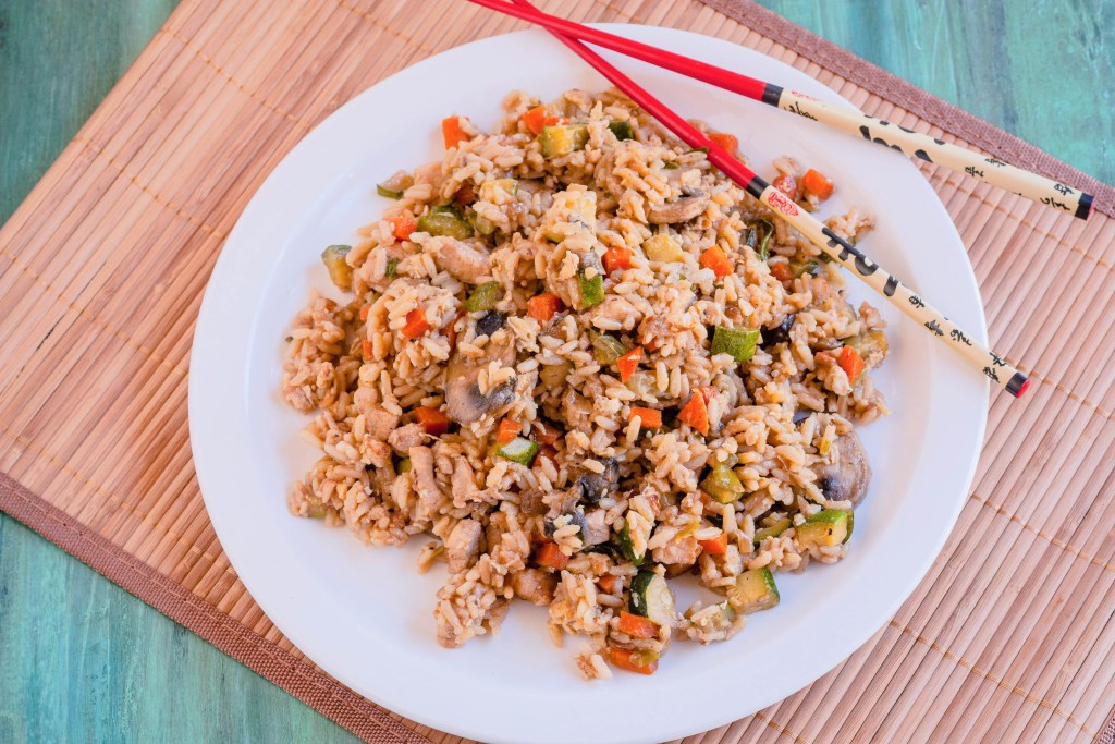 Hibachi Fried Rice  Hibachi Style Fried Rice