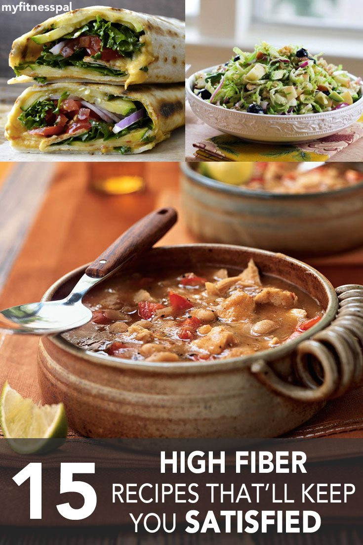 High Fiber Recipes For Weight Loss  15 High Fiber Recipes That ll Keep You Satisfied Hello