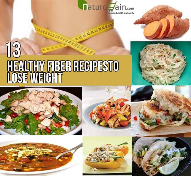 High Fiber Recipes For Weight Loss  13 Healthy Fiber Recipes to Lose Weight Healthy Weight